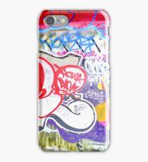 Brooklyn Graffiti 10 iPhone Case/Skin