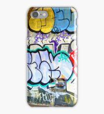 Brooklyn Graffiti 11 iPhone Case/Skin