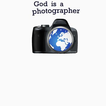 God is a photographer by PaulJGardner