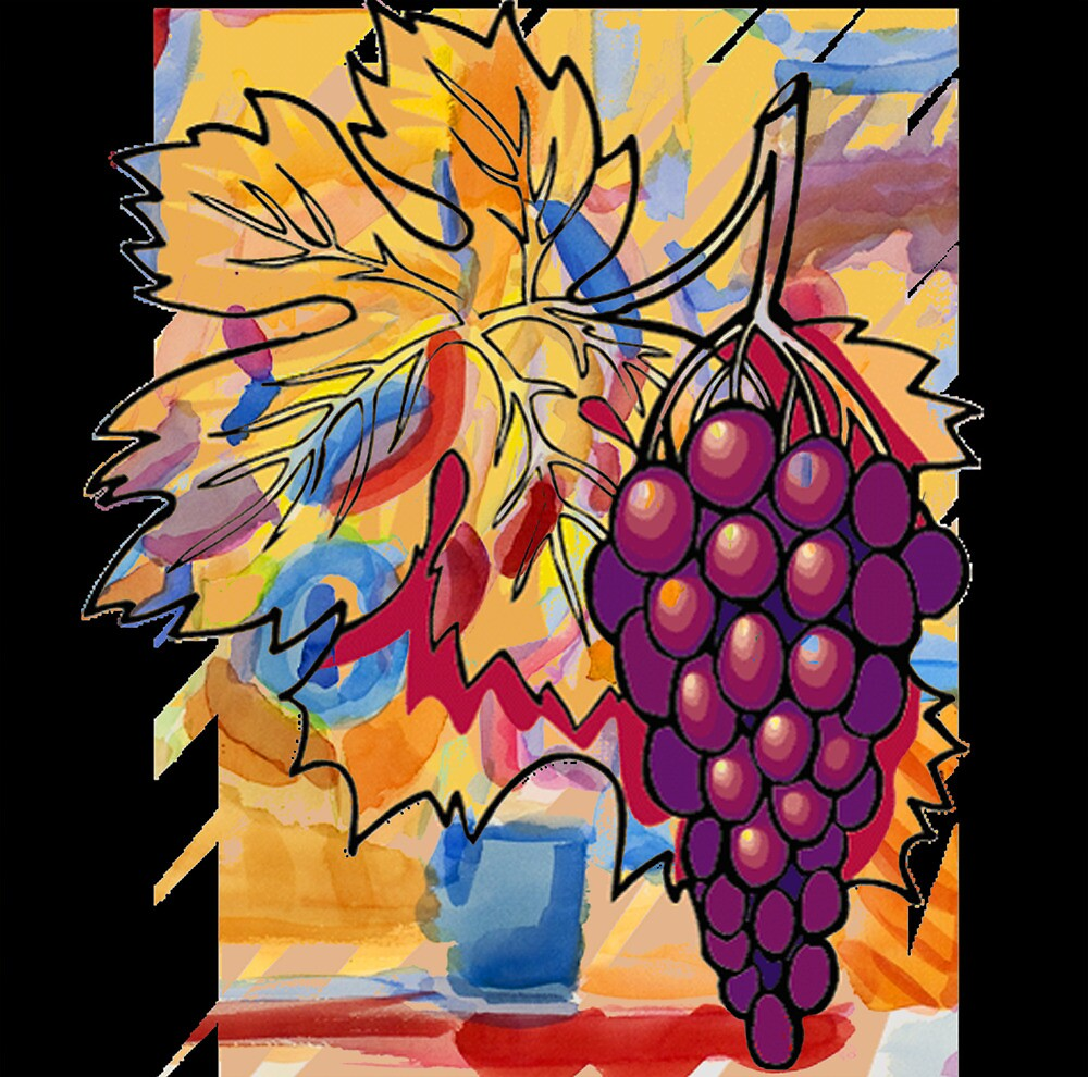 FRUIT OF THE VINE by Tammera