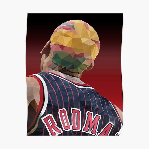 Dennis Rodman Poster