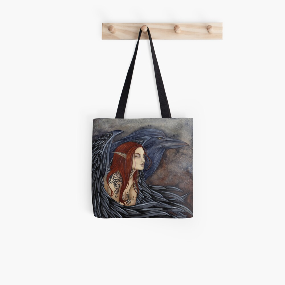 The Morrighan Tote Bag