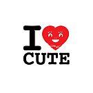 I LOVE CUTE by cintrao