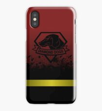 Phantom Pain - Diamond Dogs iPhone Case/Skin