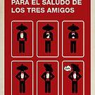 The Three Amigos by Matt Owen