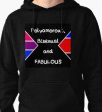 Polyamorous, Bisexual and Fabulous T-Shirt