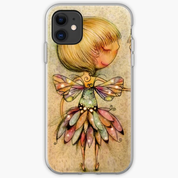 fairy dance iPhone Soft Case