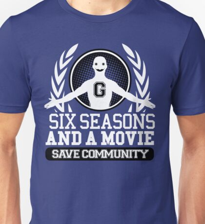 #Six Seasons and a Movie T-Shirt