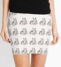 Arabian Stallion Mini Skirt