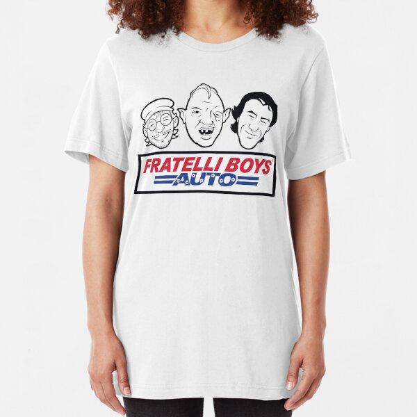Fratelli Boys Auto Slim Fit T-Shirt