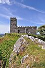 Brentor Church - Dartmoor, Devon by Dave Lawrance