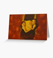 Love Series - Anticipation Greeting Card