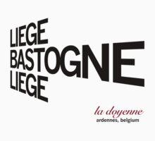 Liege Bastonge Liege | Unisex T-Shirt