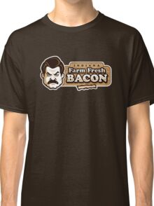 Farm Fresh Bacon Classic T-Shirt