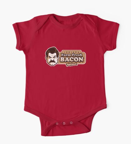 Farm Fresh Bacon Kids Clothes