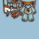 Greedy Mascot Tag by KawaiiPunk