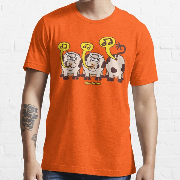 Singing Cows Essential T-Shirt
