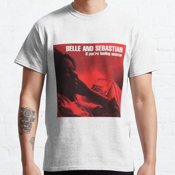 Belle and Sebastian- If You're feeling sinister album cover Classic T-Shirt