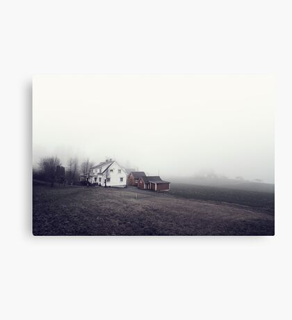 World of sleepers Canvas Print