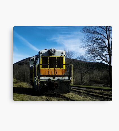 Object of Travel Canvas Print