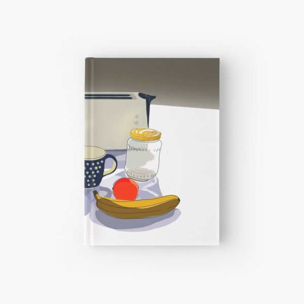 Basil in the kitchen Hardcover Journal