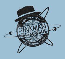 Pinkman & Heisenburg.