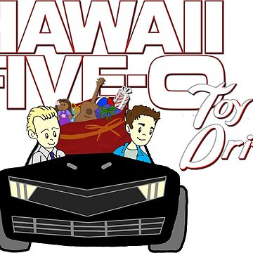 Hawaii Five-0 Toy Drive 2015 by H50ToyDrive2015