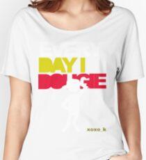 DOUGIE Women's Relaxed Fit T-Shirt