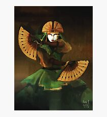 Avatar Kyoshi Photographic Print