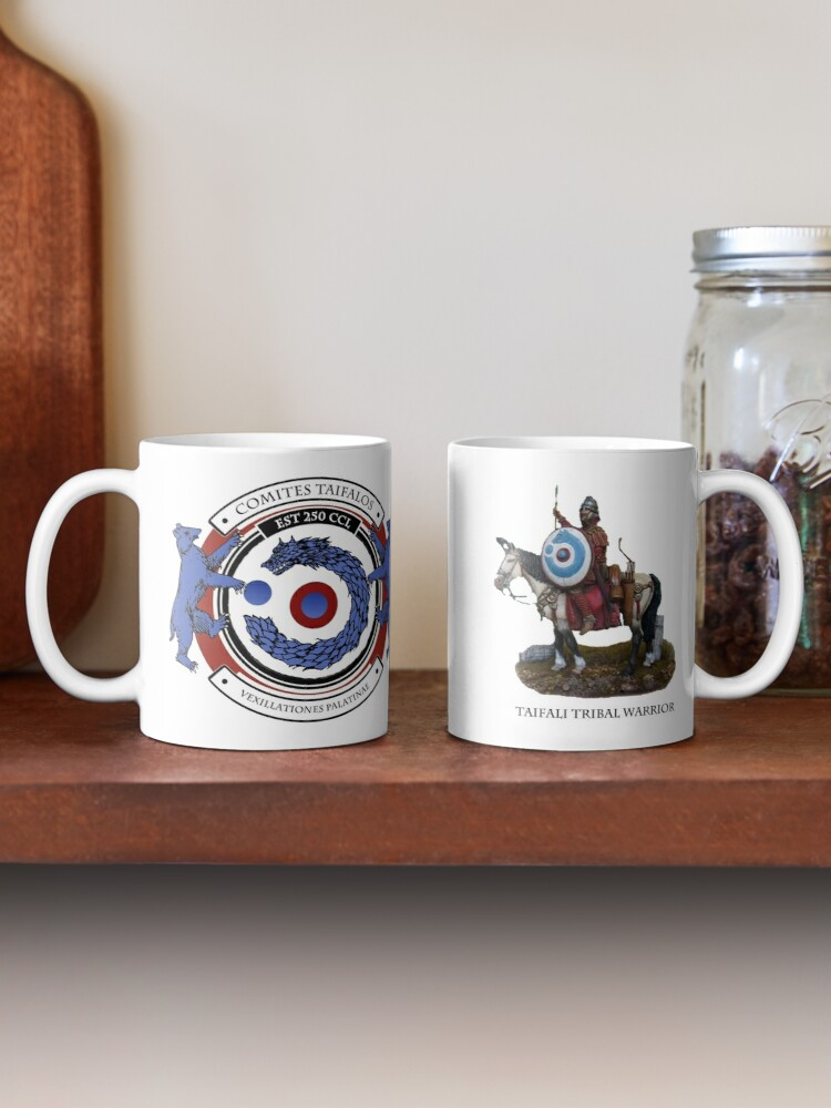 Alternate view of Taifalos - Coat of Arms Mug  Mug
