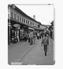 Sarajevo,2015 iPad Case/Skin