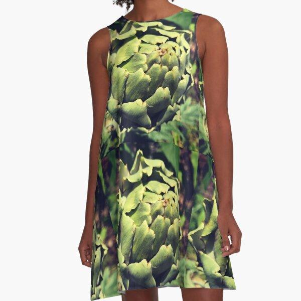 Artichoke - A-Line Dress
