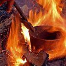 Copper in Fire by MaluC