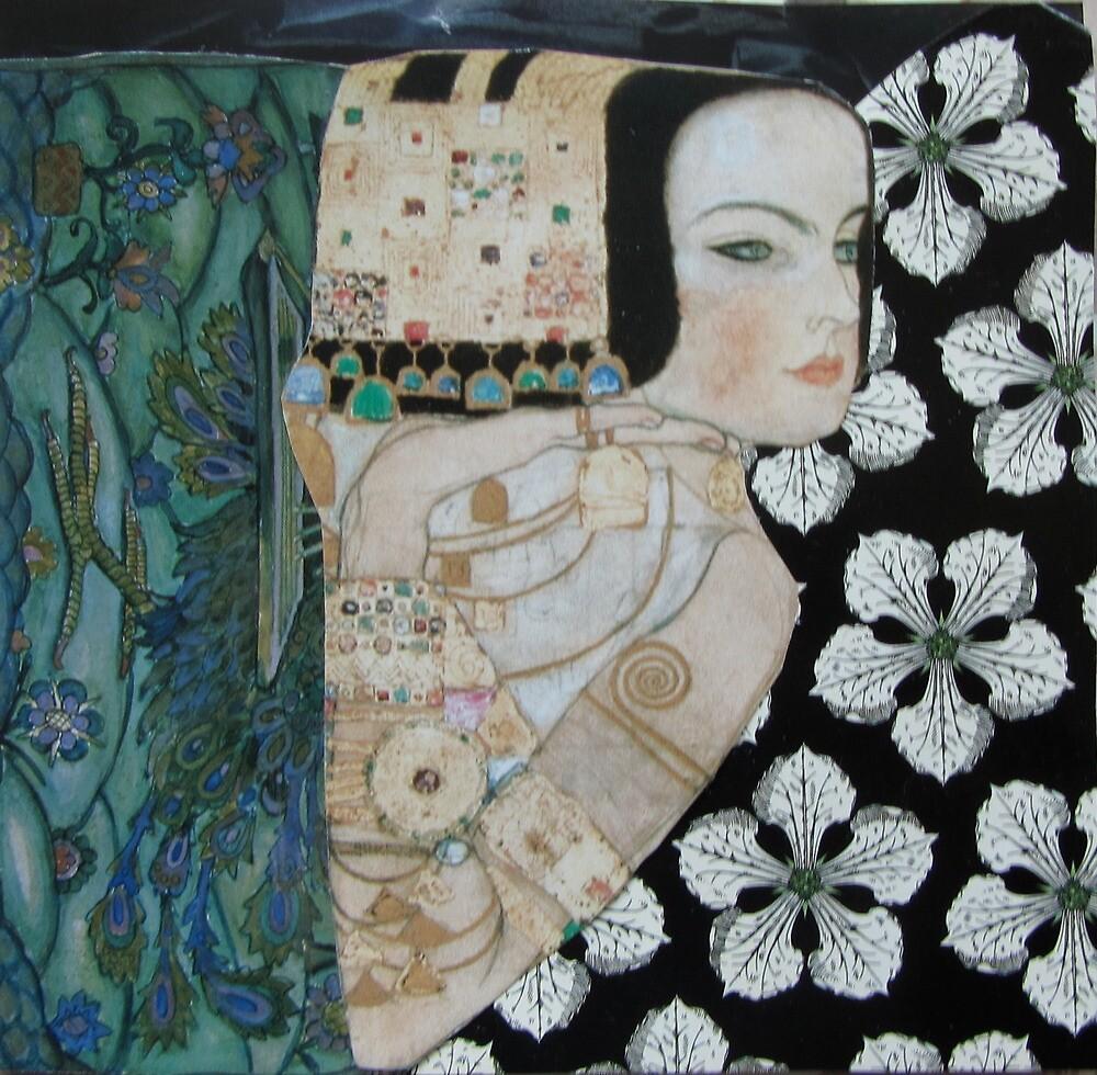 Art Nouveau  by Kanchan Mahon