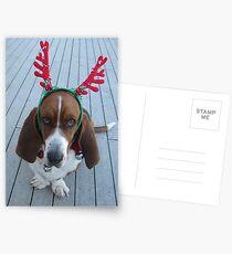 Shango Reindeer Postcards