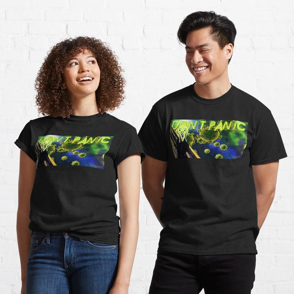 Don't Panic Classic T-Shirt