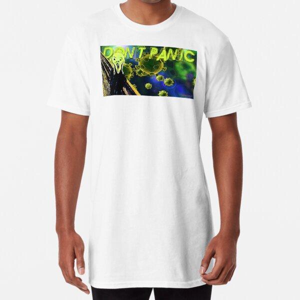 Don't Panic Long T-Shirt
