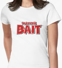 Walker Bait Womens Fitted T-Shirt