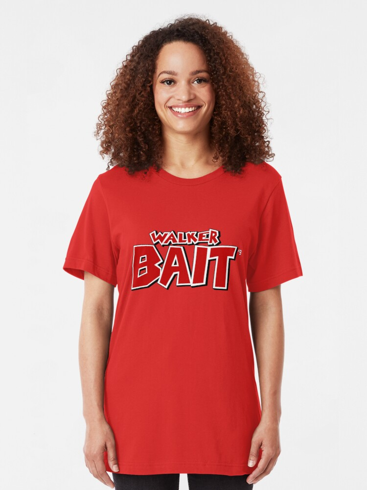 Alternate view of Walker Bait Slim Fit T-Shirt