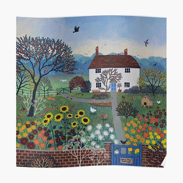 Apple Tree Cottage Poster