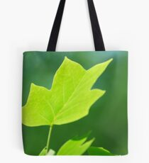 Easy Being Green #2 Tote Bag