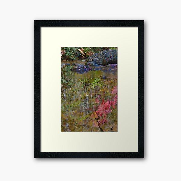 Impressionist Close Up (view larger) Framed Art Print
