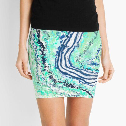 Cool Contours Mini Skirt