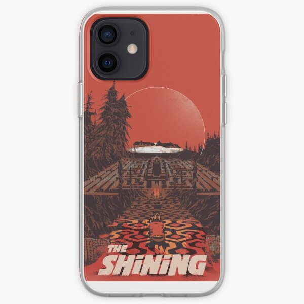 The shining iPhone Soft Case