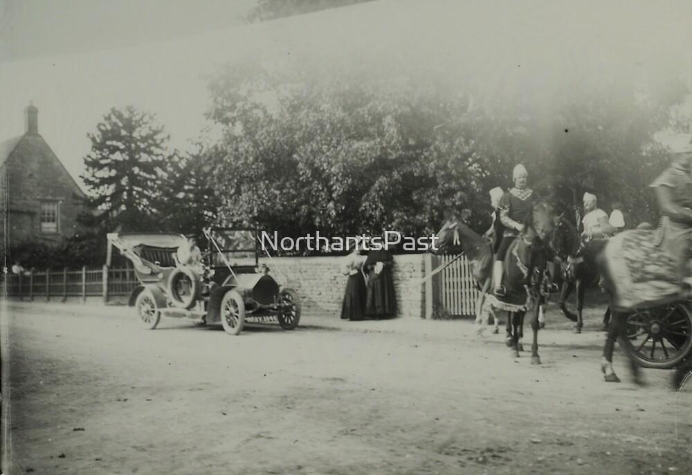 Vintage photo - festival street scene by NorthantsPast