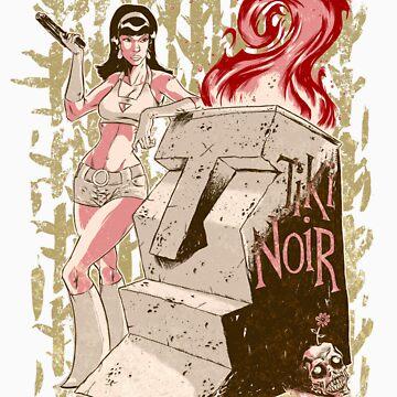 Tiki Noir by Razz007