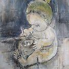Bush baby by James Kearns