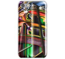 STRAIGHT KNOW CHASER iPhone Case/Skin