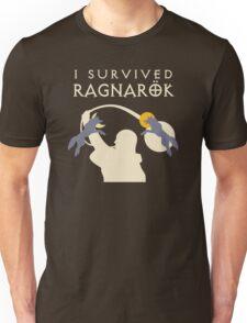 I Survived Ragnarok (Wolves) Unisex T-Shirt