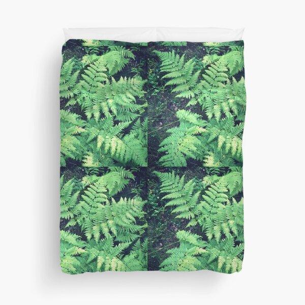 Ferns - Duvet Cover